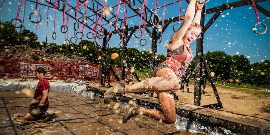 The Rugged Maniac 5K Obstacle Race (www.ruggedmaniac.com) Is Returning To  Cloverdale On Saturday August 13, 2016. Last Year Thousands Of Participants  ...